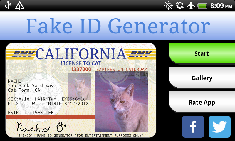 Fake Id Template Download Lovely Texas Fake Id Drivers License Template Texas Drivers