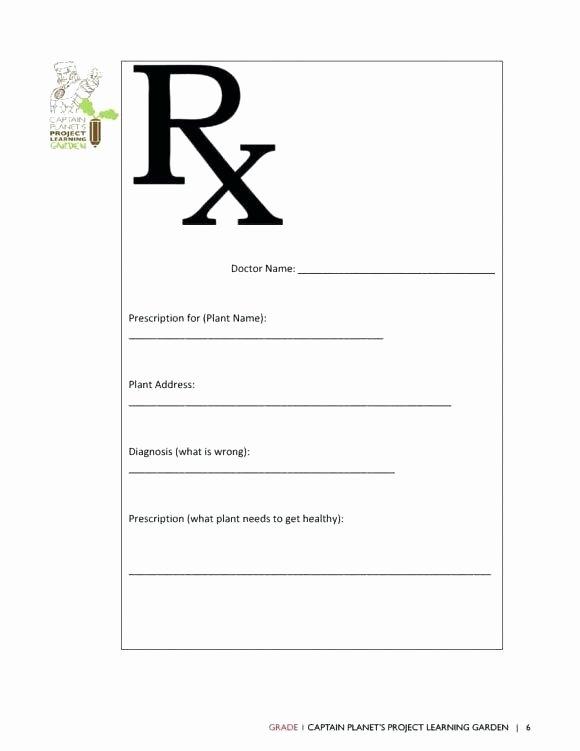 Fake Prescription Label Template Awesome Doctors Prescription Template Fake Pad Synonym E Powerful