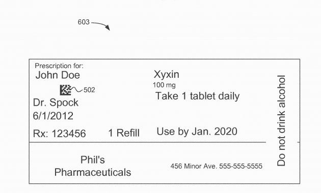 Fake Prescription Label Template Fresh Fake Prescription Label Template Inspirational Printable