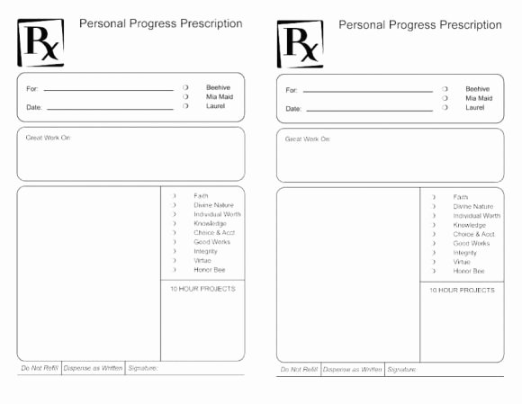 Fake Prescription Label Template Luxury Prescription Label Template Download