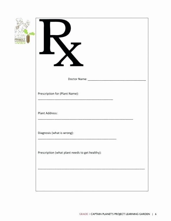 Fake Prescription Pad Template Best Of Doctors Prescription Template Fake Pad Synonym E Powerful