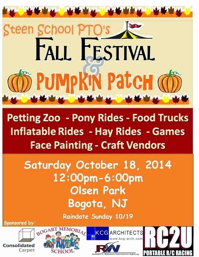 Fall Fest Flyer Template Elegant Fall Festival Flyer Template Google Search