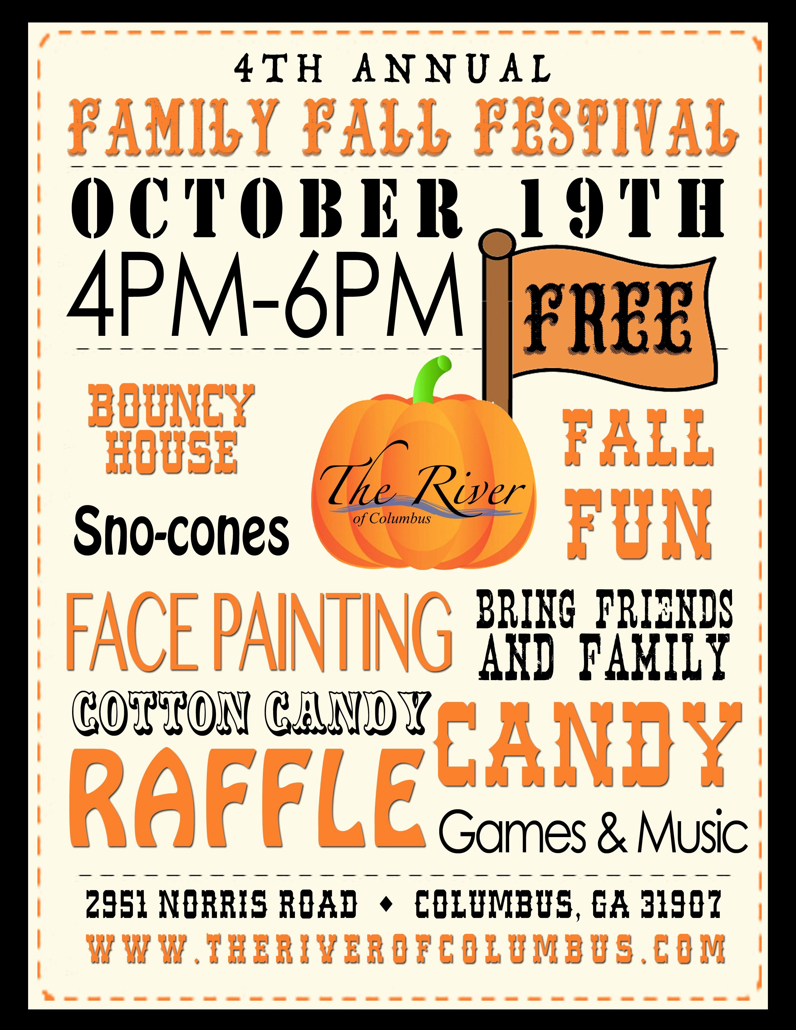 Fall Festival Flyer Template Best Of Halloween & Fall Festivals Archives Page 6 Of 47
