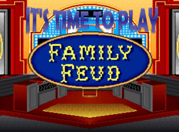 Family Feud Game Template Luxury Family Feud Powerpoint Game Template Yasncfo