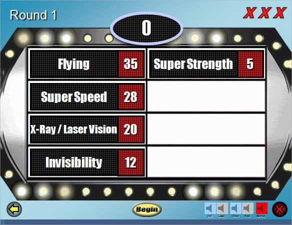 Family Feud Game Template Unique 6 Family Feud Power Point Templates – Sample Example