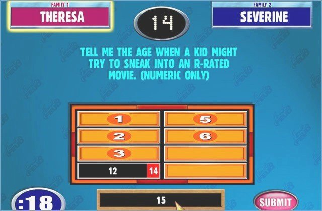 Family Feud Powerpoint Template Fresh Family Feud Powerpoint – Pontybistrogramercy