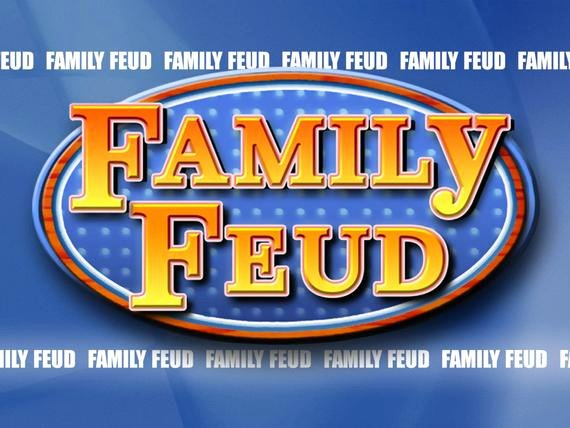 Family Feud Powerpoint Template Luxury Customizable Family Feud Powerpoint Template
