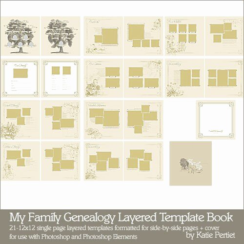 Family History Book Template Best Of Family Tree Template Family Tree Template Book