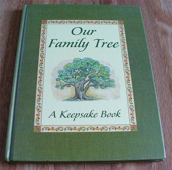 Family History Book Template Lovely Family Tree Book Template – 9 Free Word Excel Pdf