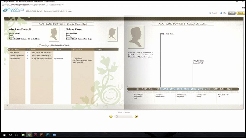 Family History Book Template Lovely Overview Types Of Mycanvas Family History Books Mycanvas
