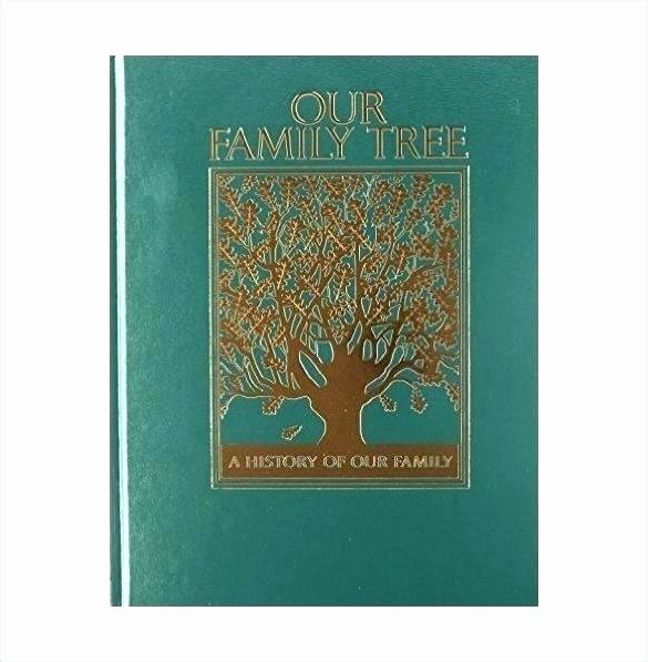 Family History Books Template Awesome Pin by Family Tree Activities History Book