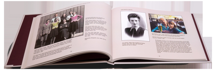 Family History Books Template Beautiful Family History Books Create Your Own Photo Legacy