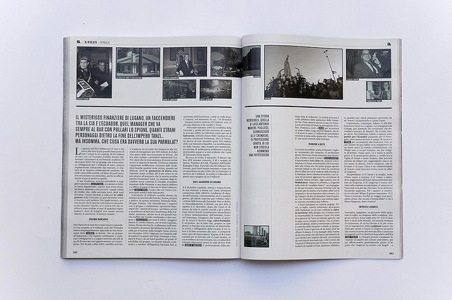 Family History Books Template Fresh Magazine Layout Work Concepts Pinterest