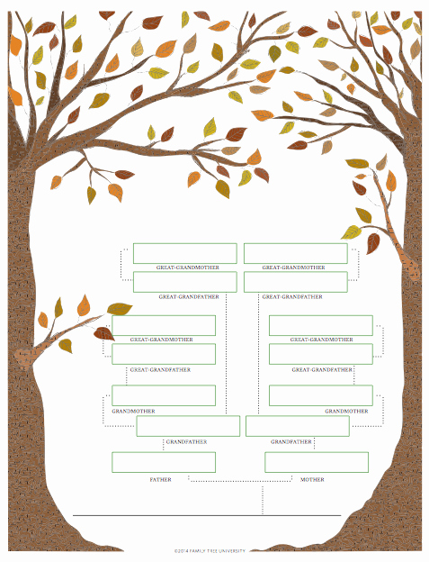 """Family History Books Template Unique Family Tree Magazine On Twitter """"download This Family"""