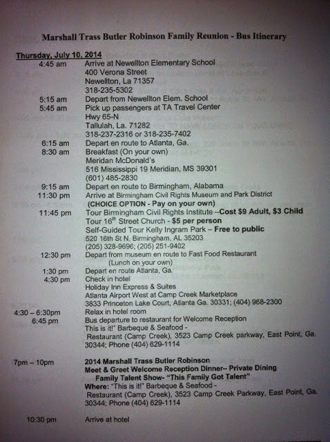 Family Reunion Agenda Template Best Of Family Reunion Itinerary Template to Pin On