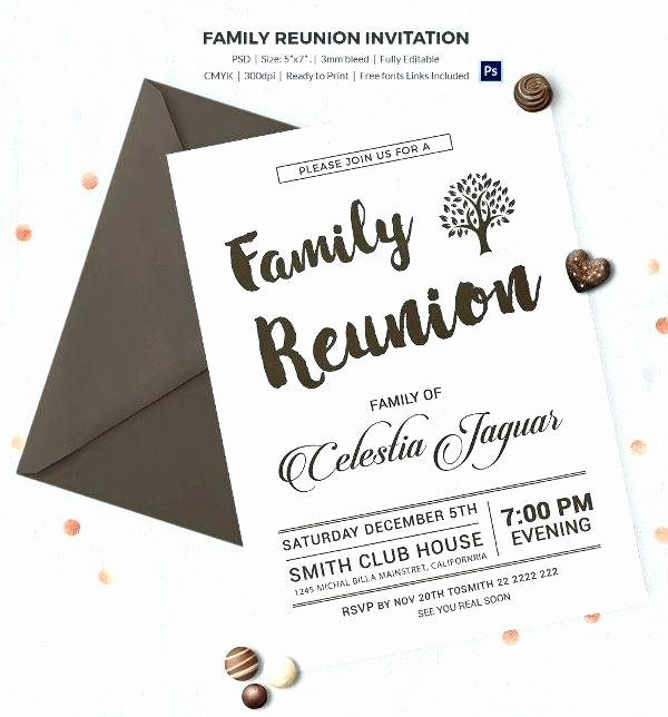 Family Reunion Agenda Template Inspirational Family Reunion Meeting Agenda Sample Itinerary Template