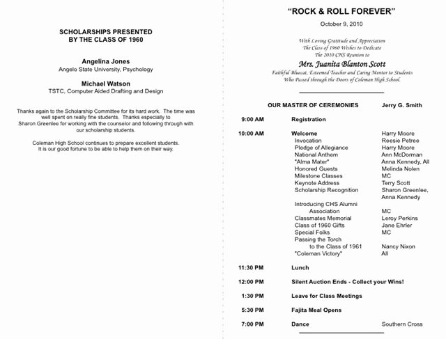 Family Reunion Program Template Awesome Index Of Cdn 29 2013 769