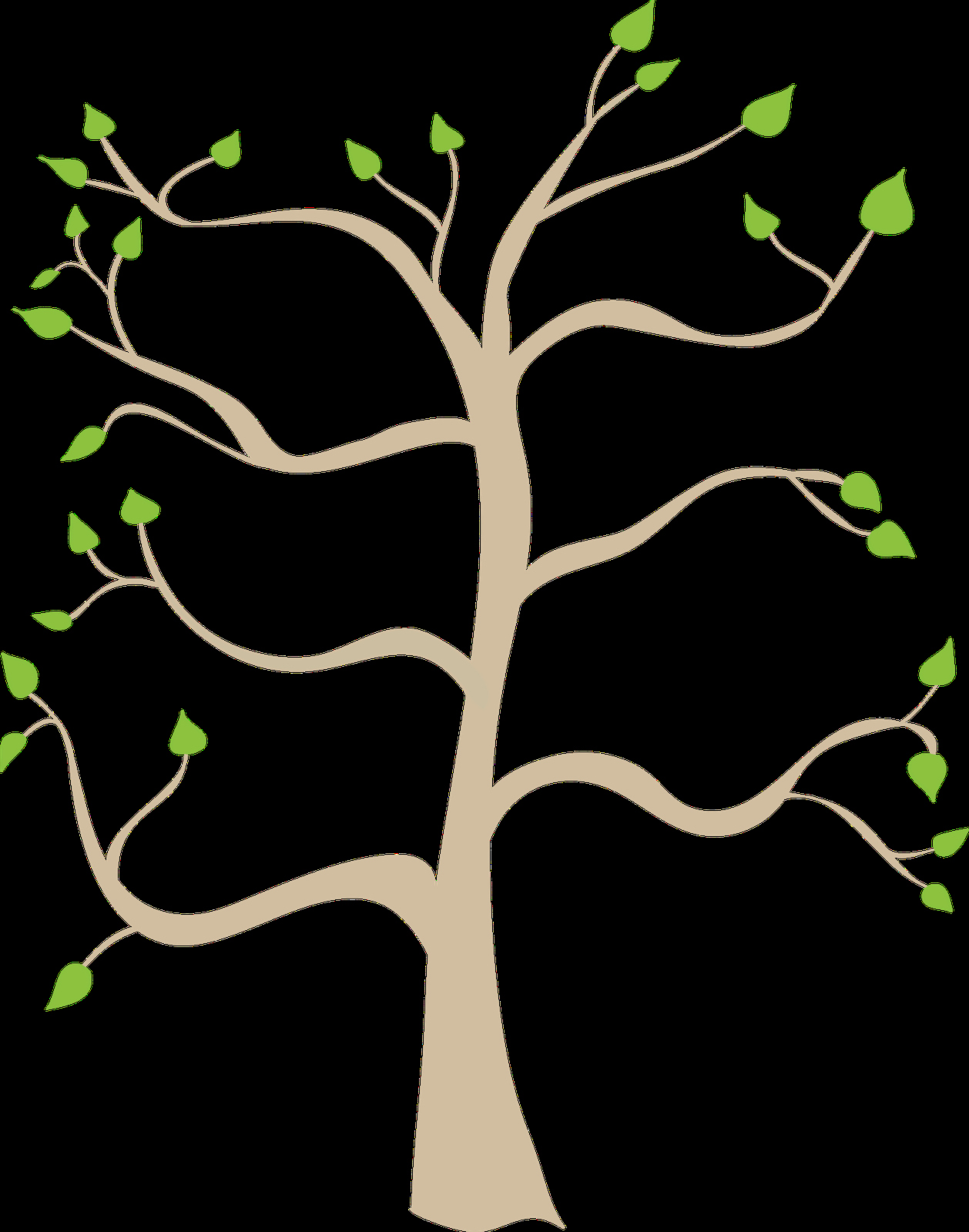Family Tree Art Template Luxury Great Graphics Mother S Day Family Tree Freebie