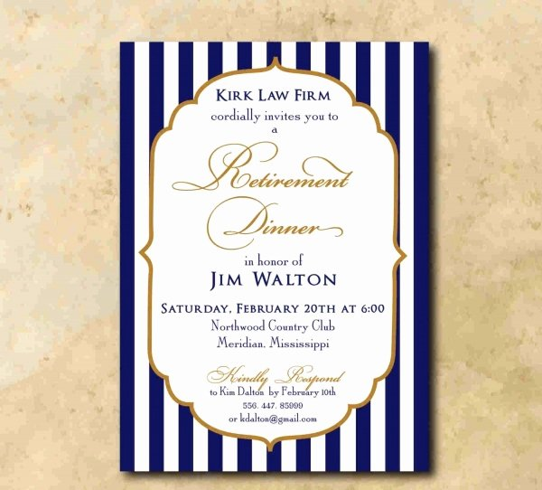 Farewell Invitation Template Free Unique 6 Retirement Farewell Invitations Psd Ai