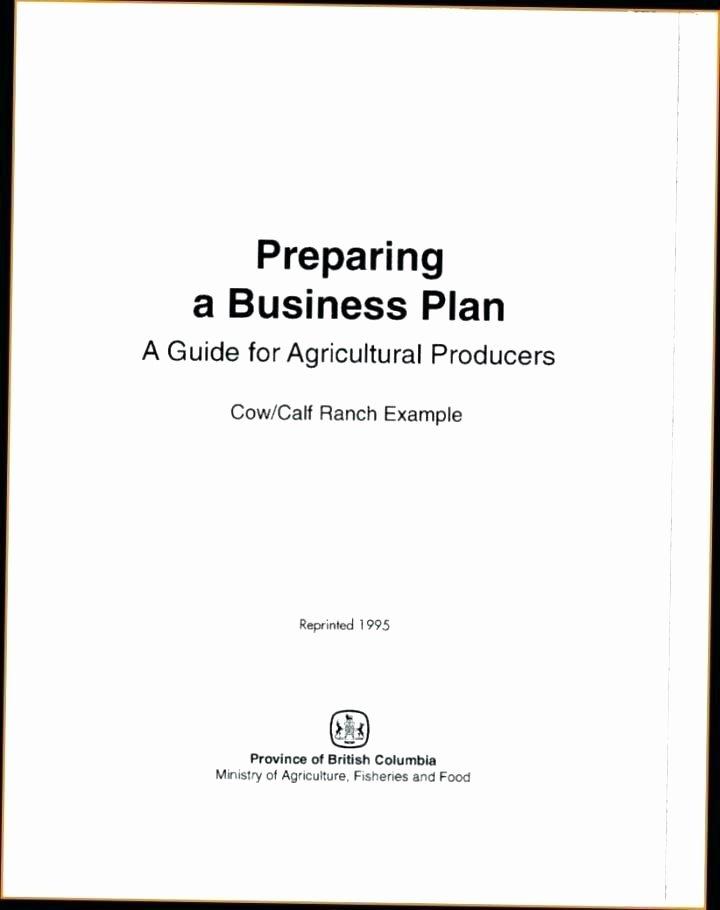 Farm Business Plan Template New Pdf Poultry Farming Business Plan – Blogopoly