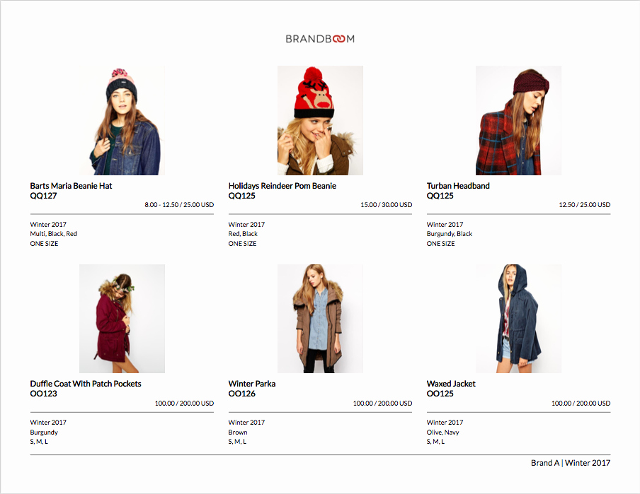 Fashion Line Sheet Template Awesome Create A Line Sheet In Minutes with Our Free Line Line