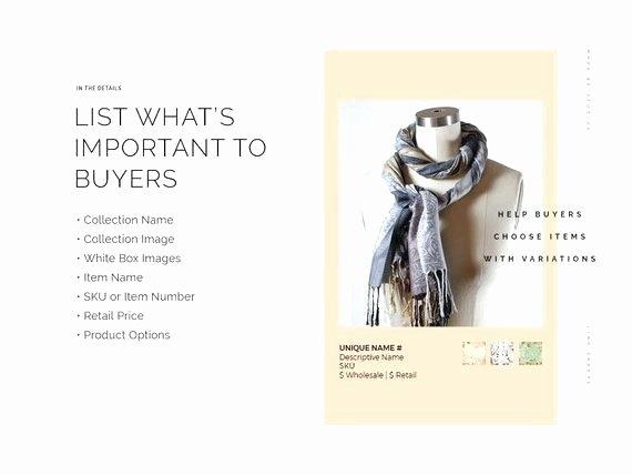 Fashion Line Sheet Template Awesome Fashion Line Sheet Template