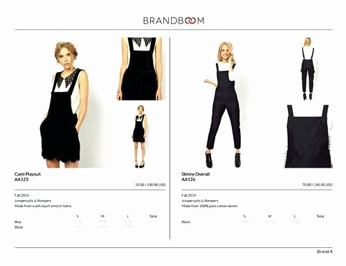 Fashion Line Sheet Template Fresh Clothing Line Sheet Template – Fffwebfo