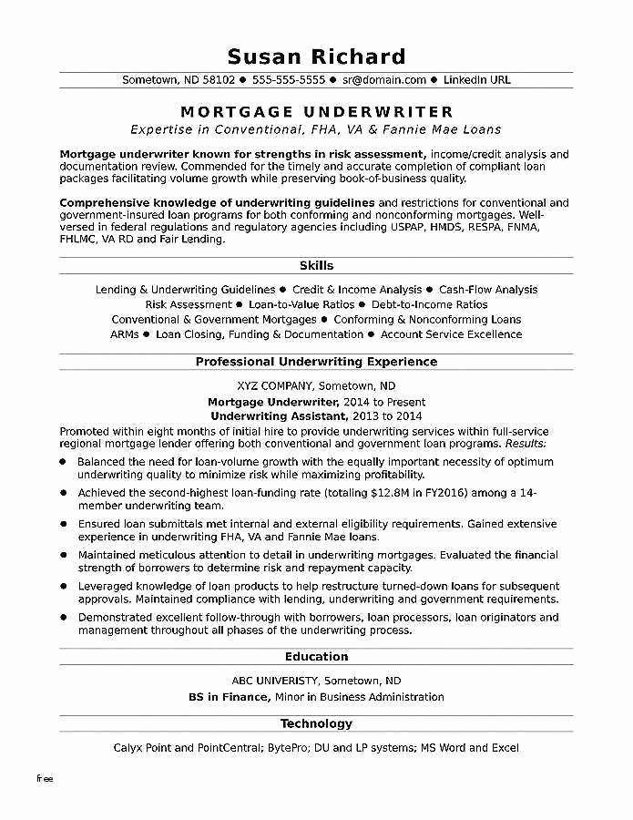 Federal Resume Template Word Best Of Federal Resume Template 2017 Fresh Free Resume Template