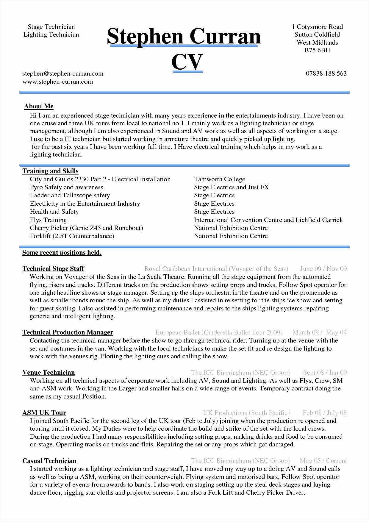 Federal Resume Template Word Luxury 6 Resume Template Word