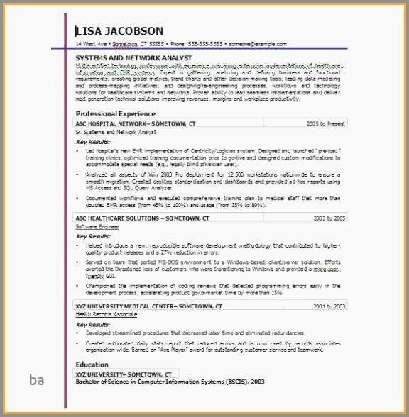 Federal Resume Template Word Unique 30 Elegant Federal Resume Template 2018