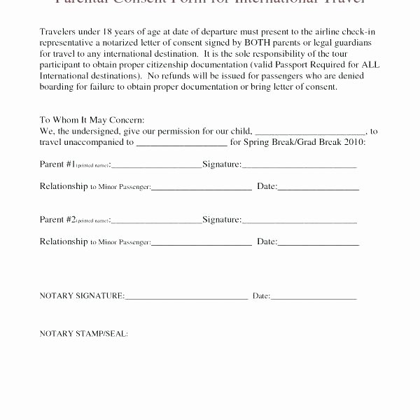 Field Trip Letter Template Best Of Field Trip form Template Permission Letter Parent Slip