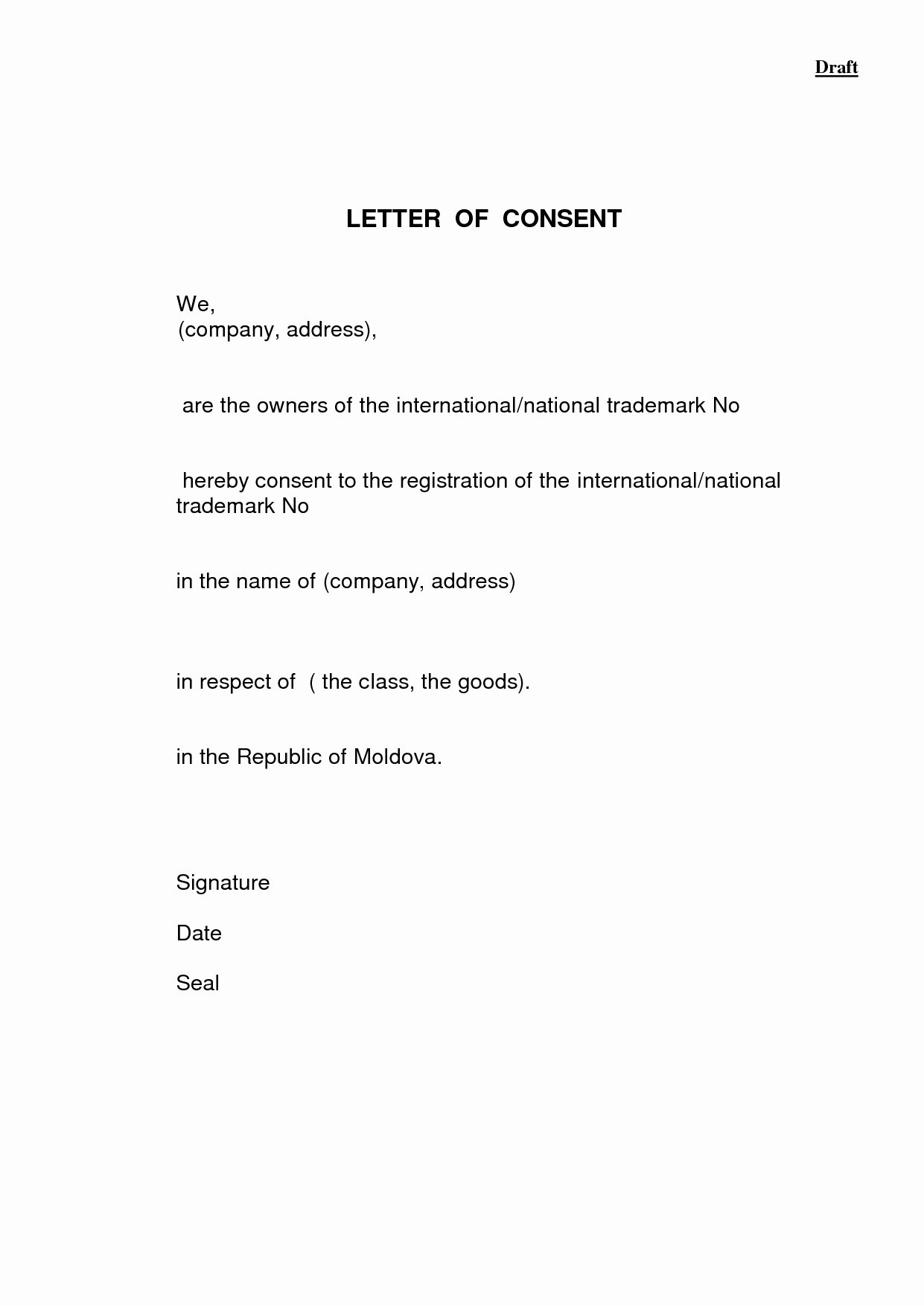Field Trip Letter Template Fresh Parental Consent Permission Letter Template Examples