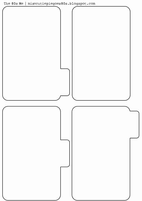 File Folder Tab Template Beautiful 25 Best Printable Tabs Ideas On Pinterest