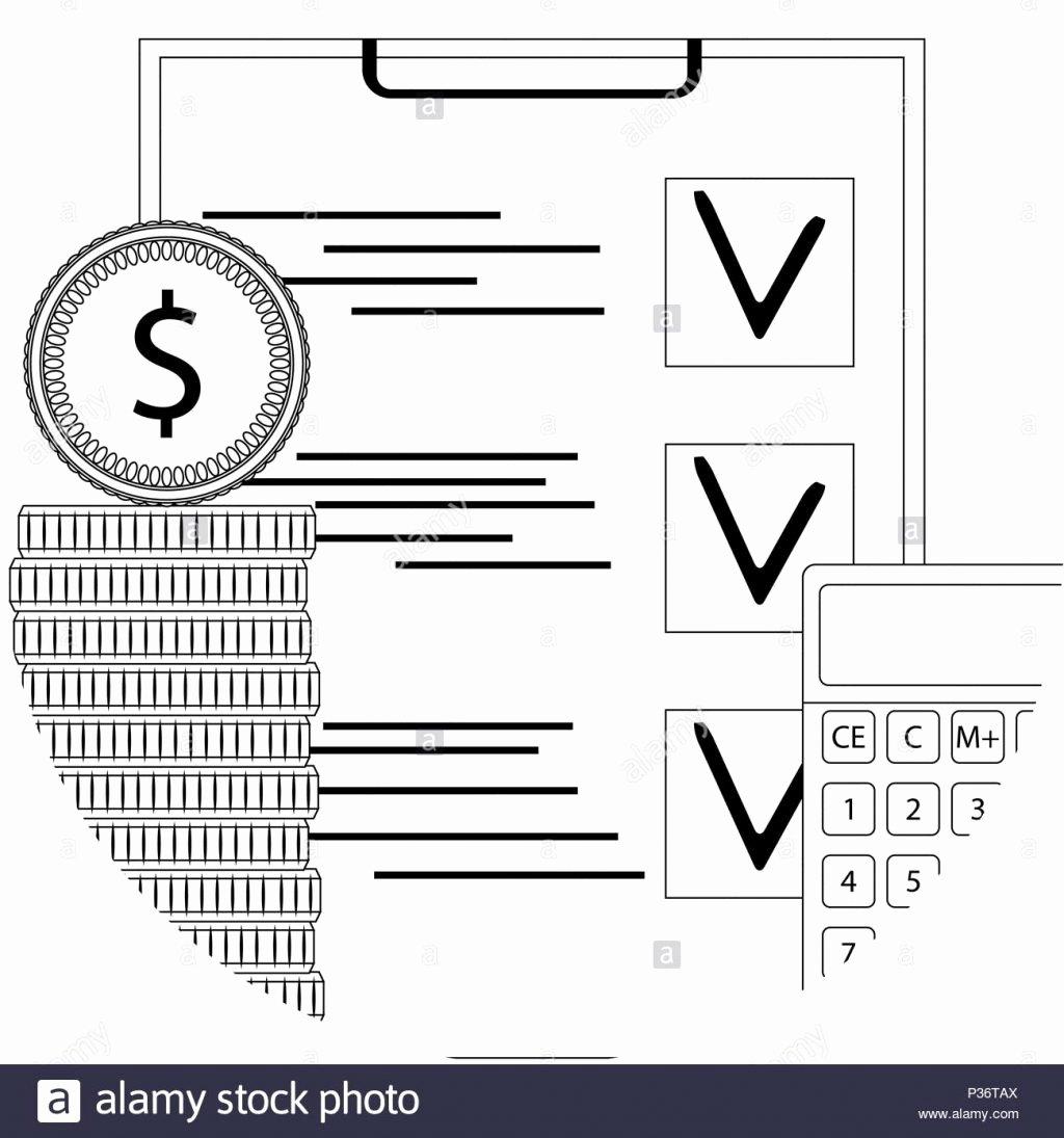 Financial Audit Checklist Template Fresh Financial Audit Line Icon Inspection Checklist Capital