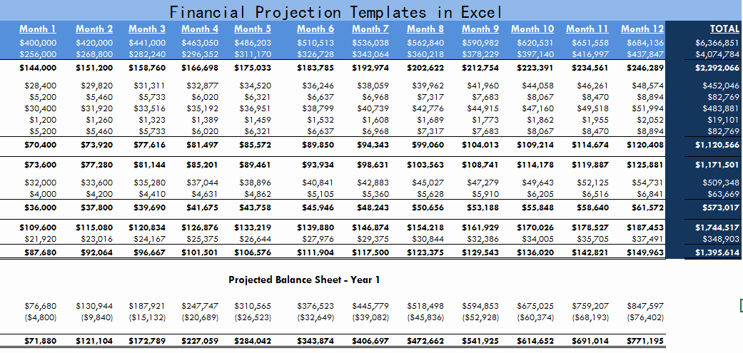 Financial Projection Template Excel Luxury Debit Note Template Excel format