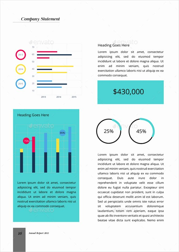 Financial Report Template Word Best Of Annual Report Template 39 Free Word Excel Pdf Ppt