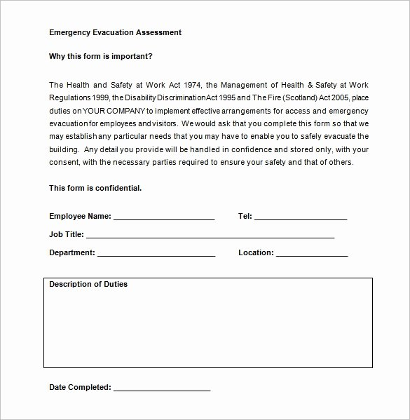 Fire Evacuation Plan Template Best Of 12 Evacuation Plan Templates Google Docs Ms Word