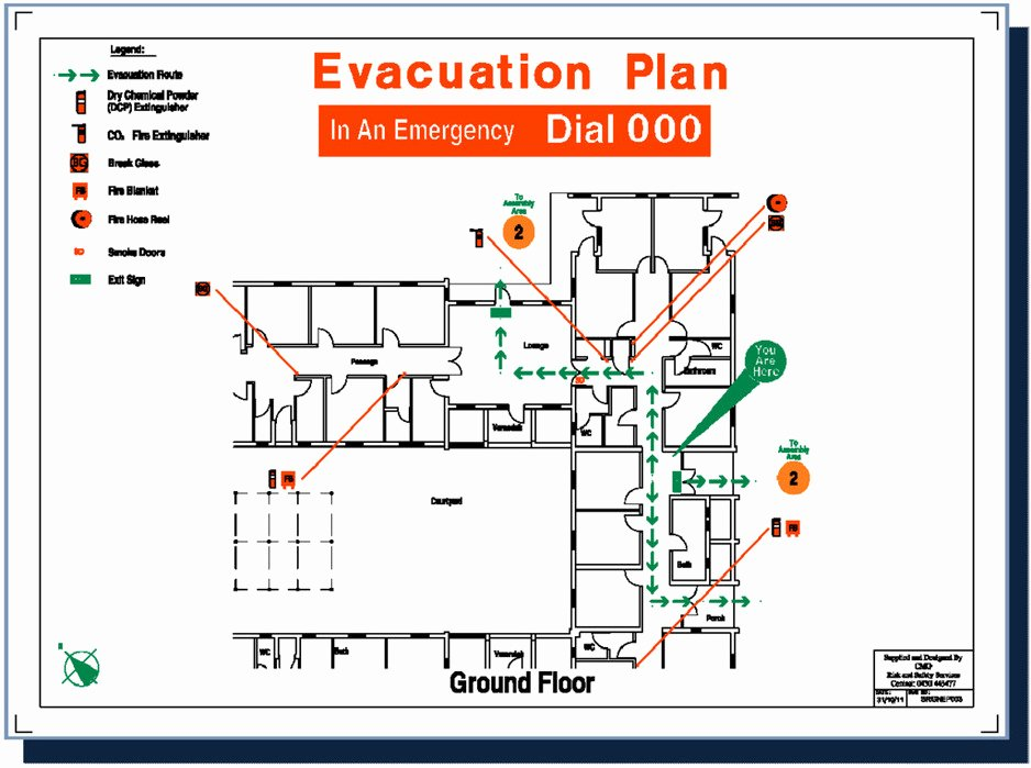 Fire Evacuation Plan Template Lovely Best S Of Fire Evacuation Plan Example Emergency