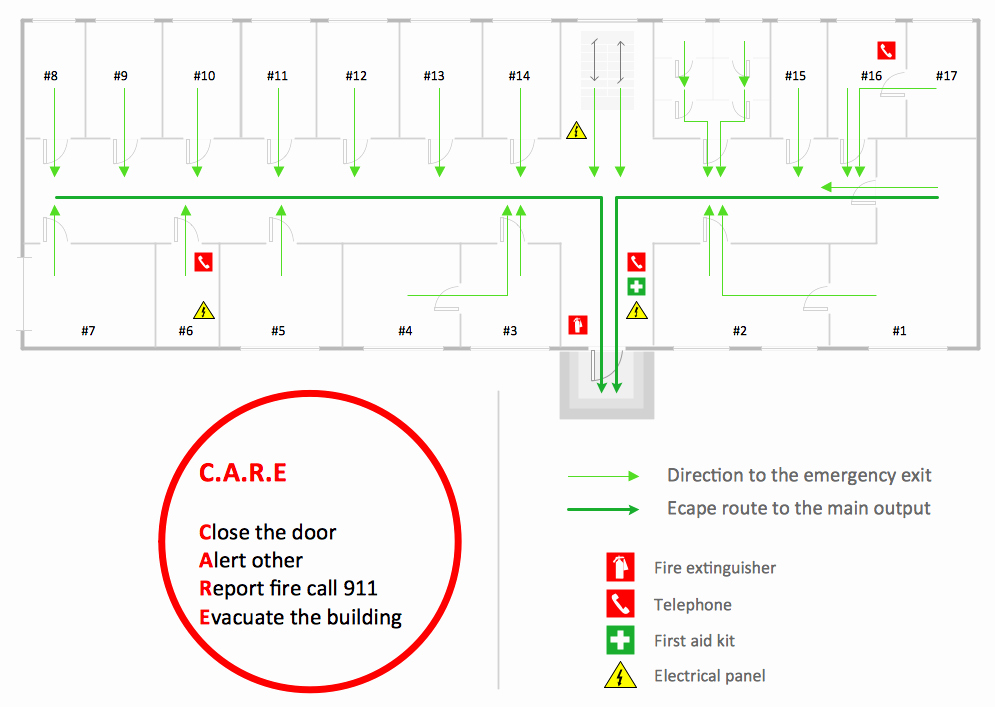 Fire Evacuation Plan Template New Fire Evacuation Plan Template