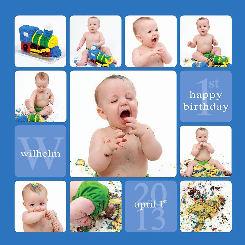 First Birthday Board Template Inspirational Cake Smash Template Story Board Template Cake Smash