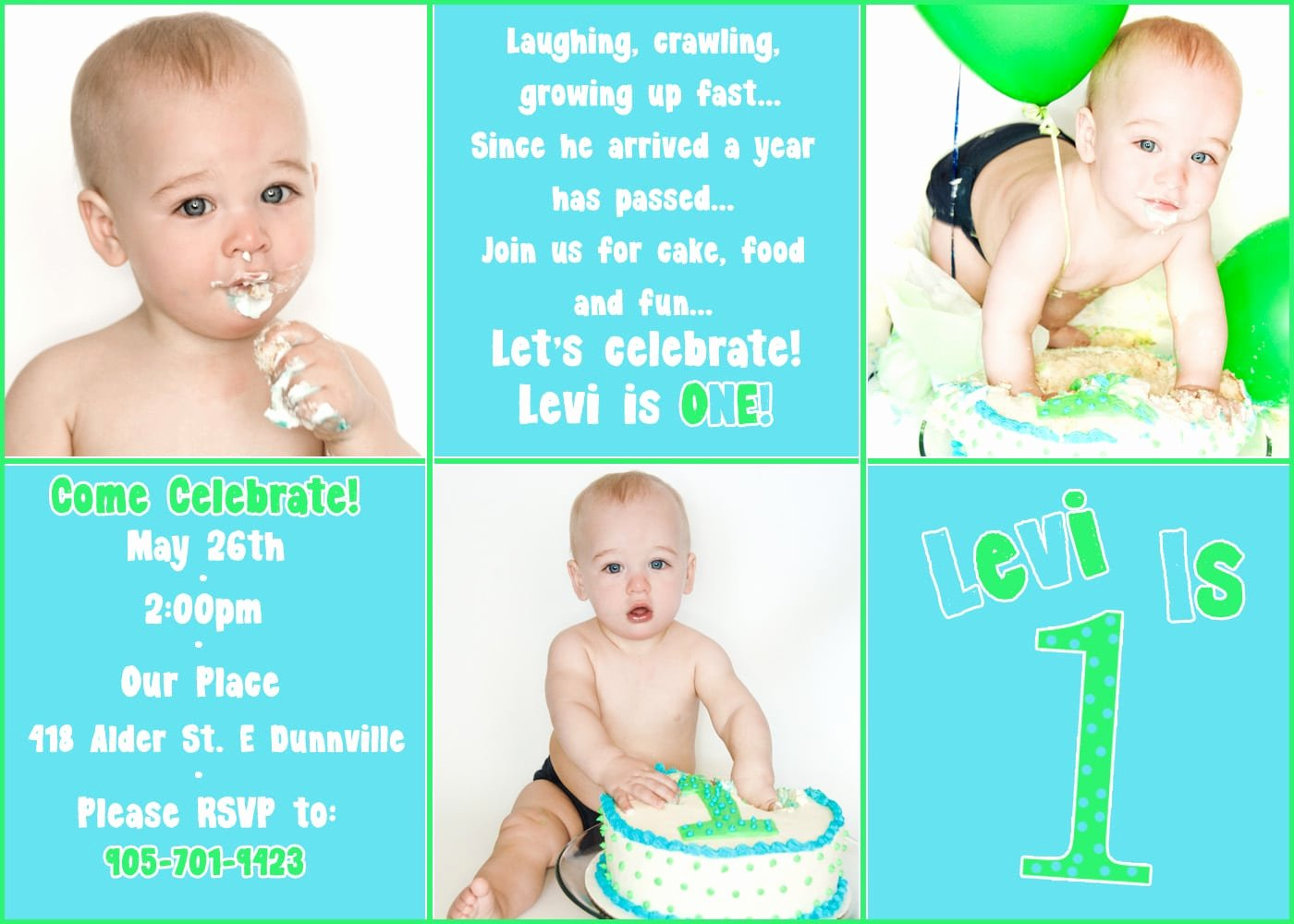 First Birthday Invitation Template Fresh First Birthday Invitation Free Template
