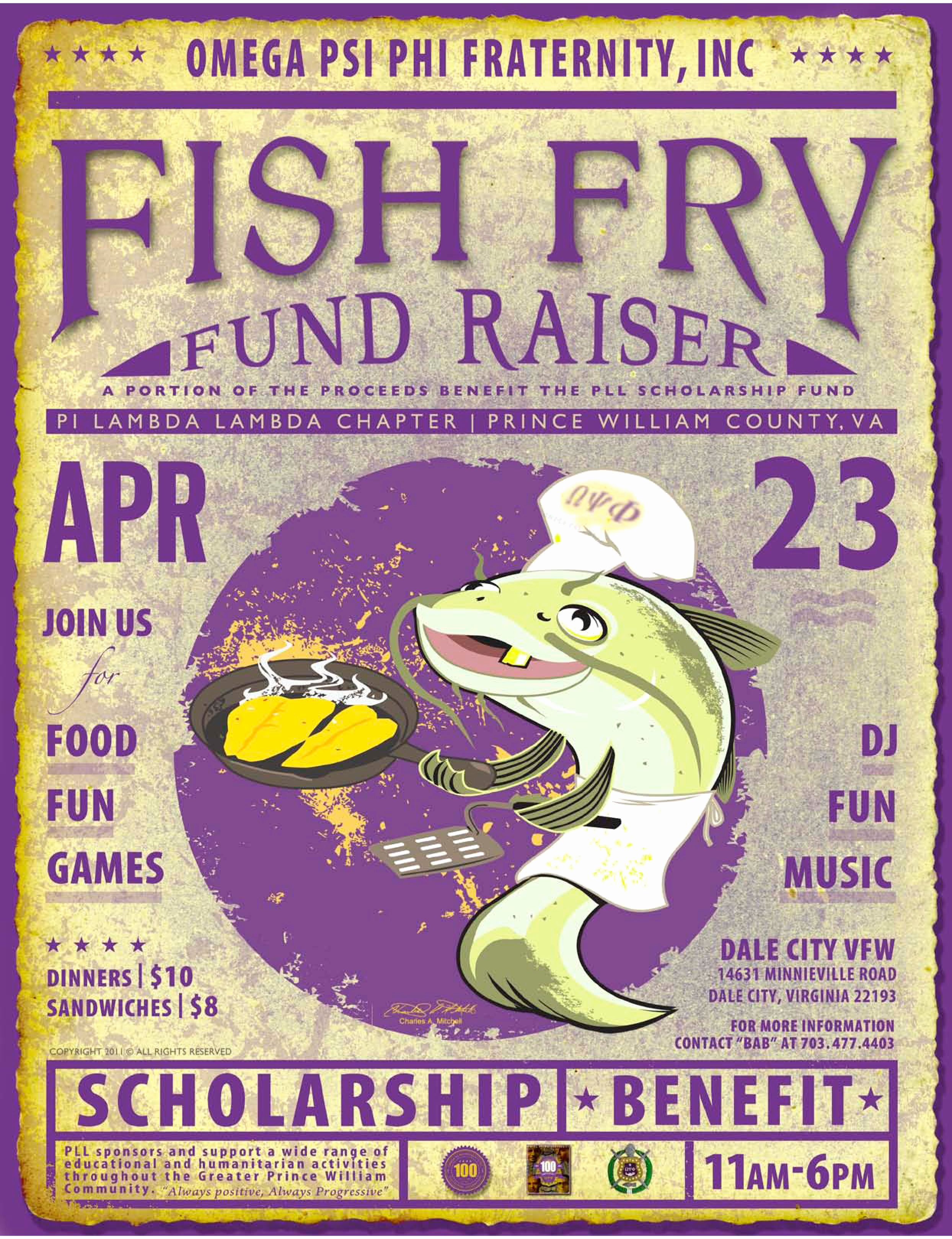 Fish Fry Flyer Template Elegant Great Poster for A Fish Fry Fundraising event You Can