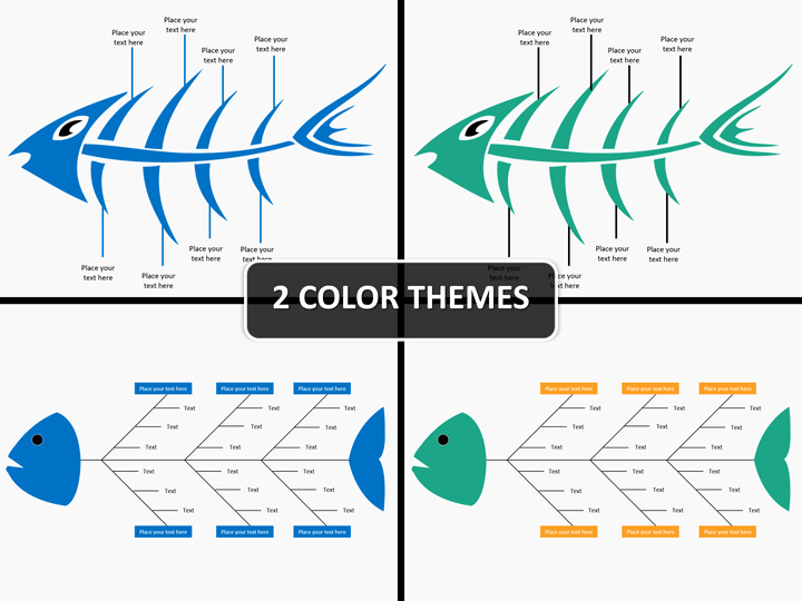 Fishbone Diagram Template Powerpoint Lovely Fishbone Diagram Powerpoint Template