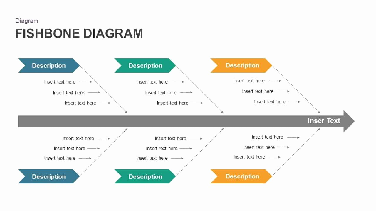 Fishbone Diagram Template Ppt Inspirational Free Fishbone Diagram Powerpoint Template Slidebazaar