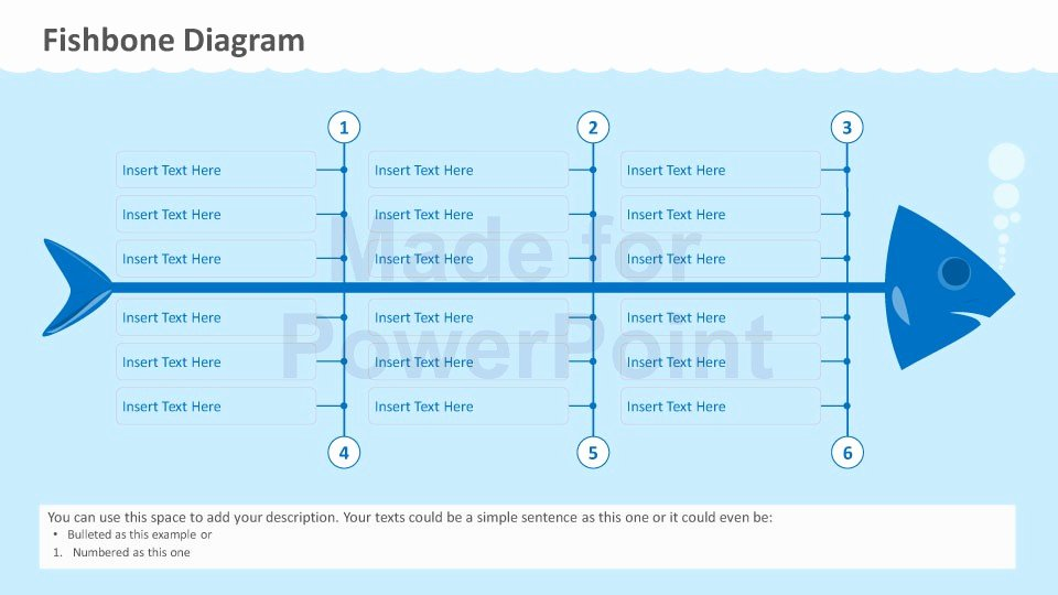 Fishbone Diagram Template Ppt Lovely Fishbone Diagram Powerpoint Template