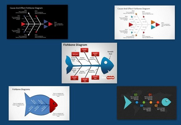 Fishbone Diagram Template Ppt Luxury Best Fishbone Diagrams for Root Cause Analysis In Powerpoint