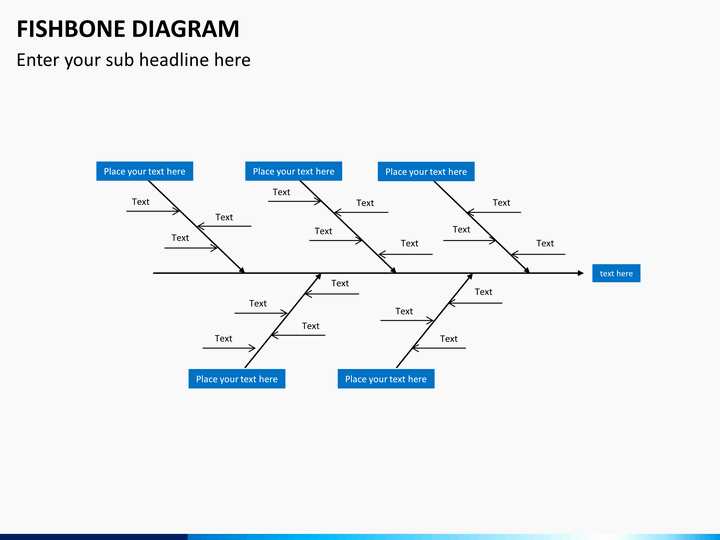 Fishbone Diagram Template Ppt Luxury Fishbone Diagram Powerpoint Template