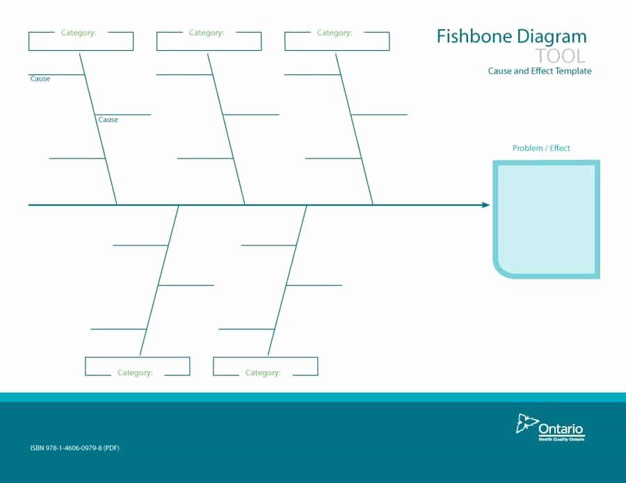 Fishbone Diagram Template Xls Awesome 43 Great Fishbone Diagram Templates & Examples [word Excel]
