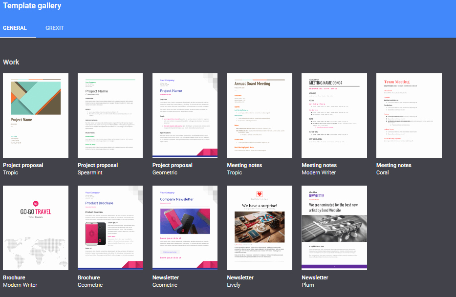Flyer Template Google Docs Beautiful the Ultimate Guide to Google Docs