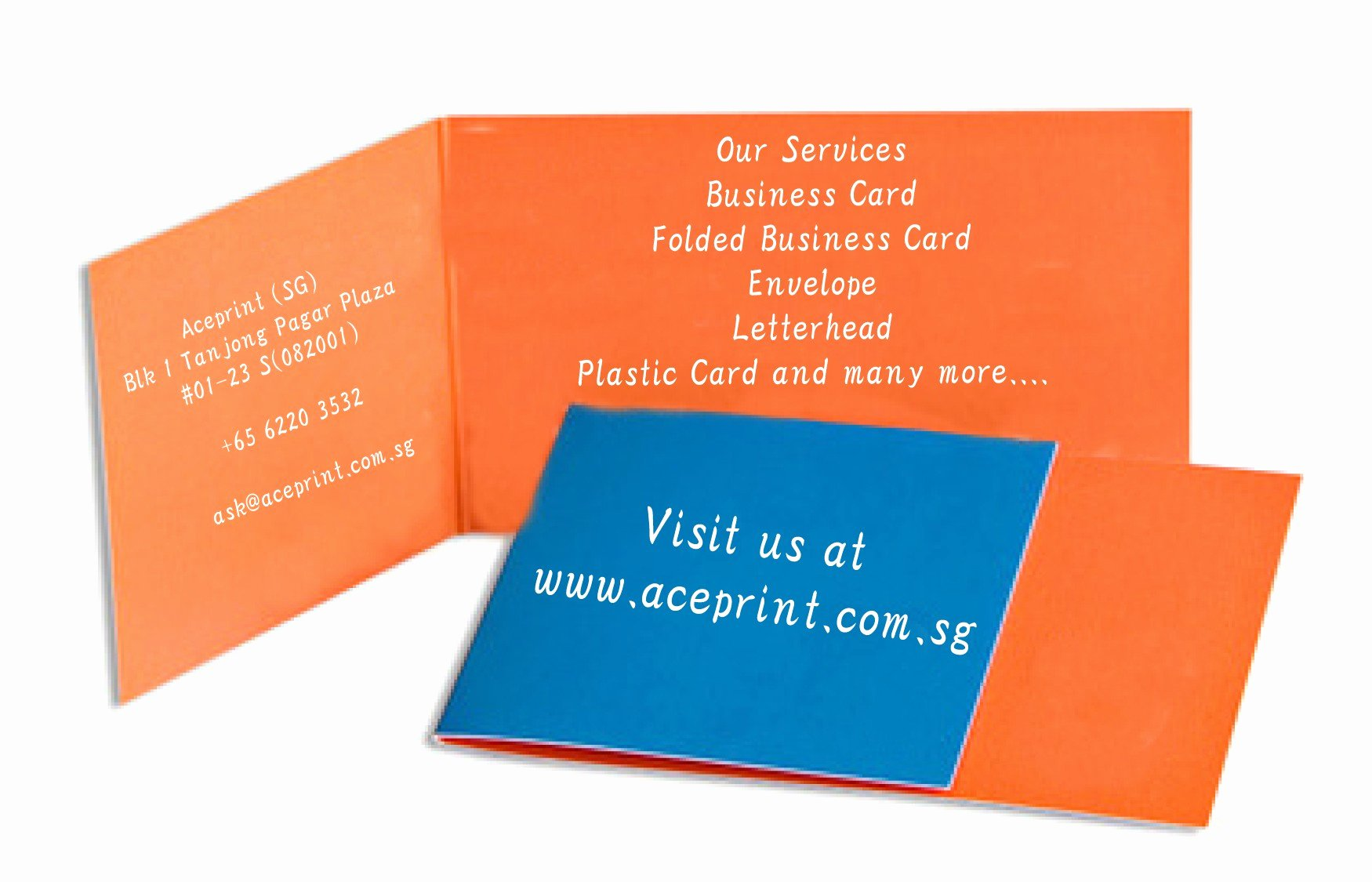 Foldable Business Card Template New Foldable Business Card Template